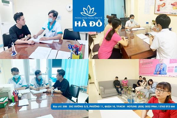 Phòng khám điều trị các bệnh ngoại khoa