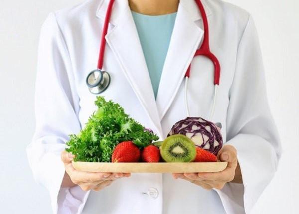 Chế độ ăn uống khoa học, hợp lý